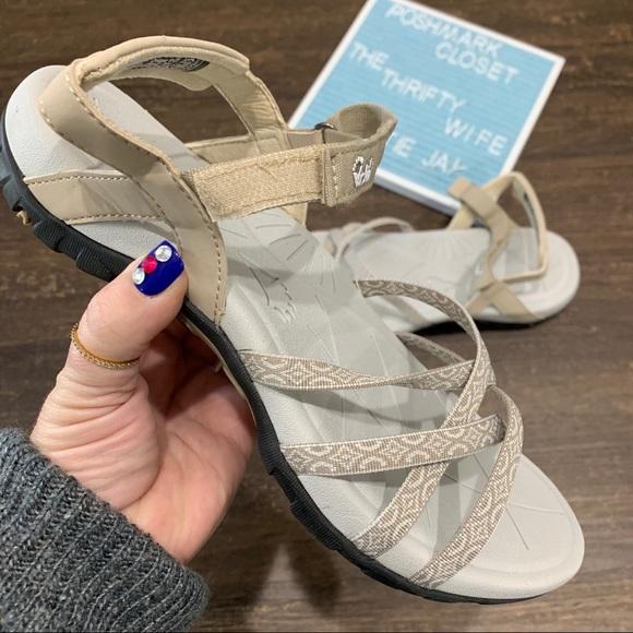 Viakix Waterproof Hiking Sandals Womens
